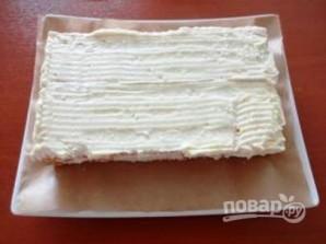 Быстрый торт с заварным кремом - фото шаг 7
