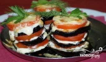 Баклажаны на сковороде - фото шаг 6