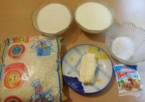 Рисовая молочная каша - фото шаг 1