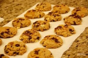 Печенье с картофельными чипсами и шоколадом - фото шаг 7