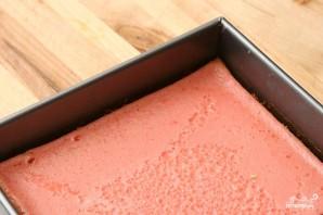 Лимонно-клубничные пирожные - фото шаг 3