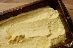 Лимонный кекс в глазури - фото шаг 2