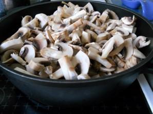 Карп, фаршированный грибами - фото шаг 2