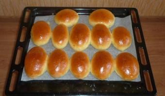 Пирожки из сдобного теста - фото шаг 8