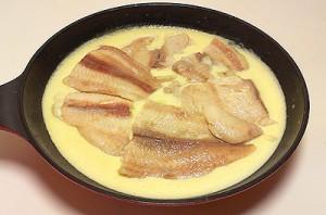 Рыба под лимонным соусом - фото шаг 7