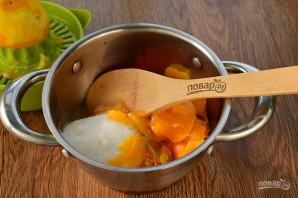 Варенье из хурмы с апельсином - фото шаг 2