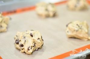 Печенье с шоколадом и ванилью - фото шаг 3