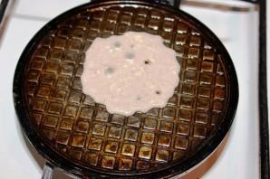 Вегетарианские вафли - фото шаг 3