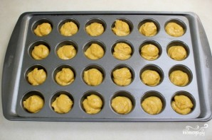 Пончики из тыквы - фото шаг 4