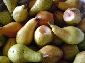 Варенье из груш в сиропе - фото шаг 1