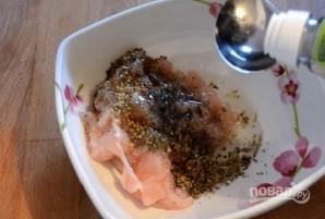 Салат из чернослива - фото шаг 2
