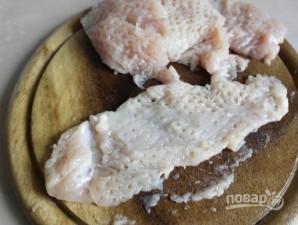 Оригинальный рецепт мяса по-французски - фото шаг 1