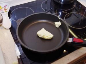 Сливочный соус к креветкам - фото шаг 1