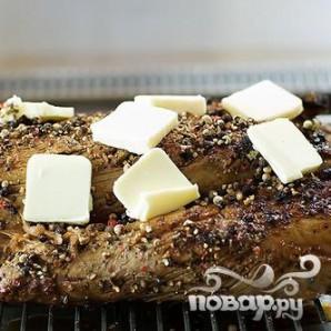 Жареная говядина - фото шаг 8