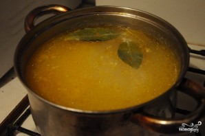 Классический суп с фрикадельками - фото шаг 5
