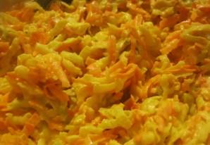Простой салат из редьки - фото шаг 6
