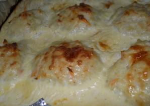 Тефтели в сырном соусе - фото шаг 9