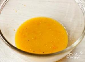 Стейк из свинины с апельсиново-горчичным соусом - фото шаг 2