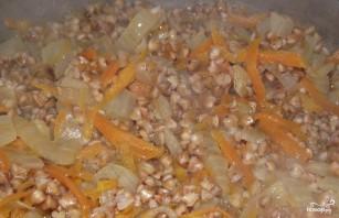 Гречка с морковью и луком - фото шаг 3