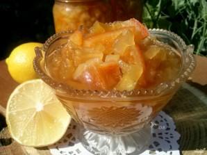 Варенье из кабачков с лимоном и апельсином - фото шаг 6
