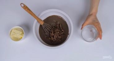 "Блинный торт ""Ферерро"" - фото шаг 6"