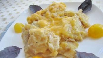 Телятина с картошкой в духовке - фото шаг 8