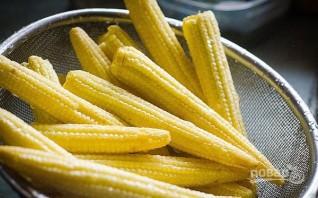 Запеченная в соусе кукуруза - фото шаг 1