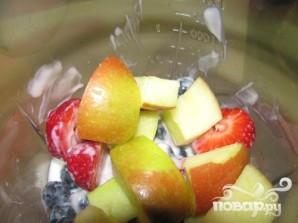 Коктейль Яблочный шейк - фото шаг 3