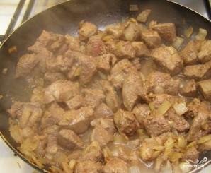 Паштет из свиной печени - фото шаг 8