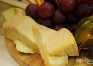 Сырная тарелка - фото шаг 3