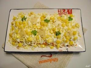 Салат из курицы с майонезом - фото шаг 8