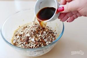Кофейно-ореховый кекс - фото шаг 5