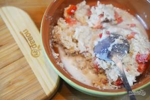 Голец с сыром и орехами - фото шаг 9
