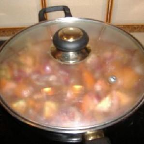 Пикантная выпечка - фото шаг 5
