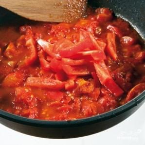 Корейка в помидорах и вине - фото шаг 5