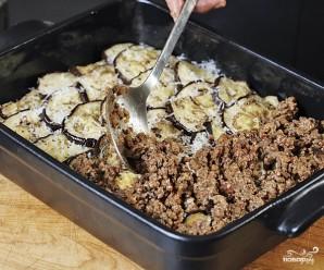 Мусака с баклажанами и картофелем - фото шаг 8