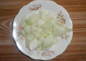 Баклажаны с фасолью на зиму - фото шаг 6