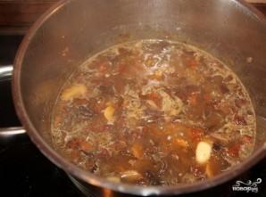 Крем-суп из белых грибов - фото шаг 6