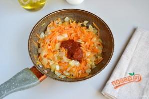 Суп с копченными ребрышками для согрева - фото шаг 4