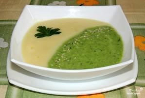 Суп-пюре из брокколи и кабачков - фото шаг 9