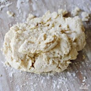 Яблочные лепешки - фото шаг 15