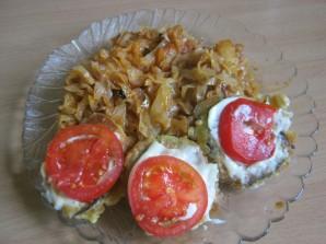 Картошка с капустой - фото шаг 3