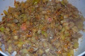 Рагу из баклажанов и помидоров - фото шаг 5