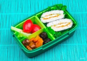 Суши-сэндвичи - фото шаг 4