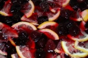 Варенье из черешни с лимоном - фото шаг 2
