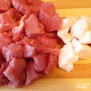 Тефтели из говядины - фото шаг 1