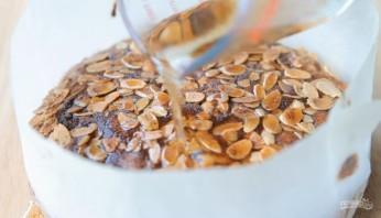Бисквит с кофе и миндалем - фото шаг 6