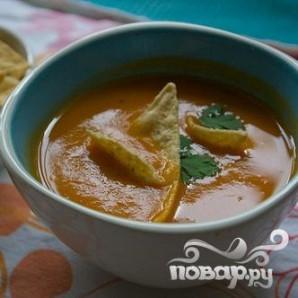 Суп из сладкого картофеля - фото шаг 7