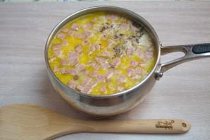 Сырный суп с плавленым сыром - фото шаг 7