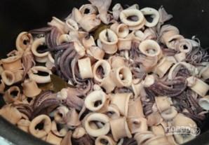 Маринованные кальмары - фото шаг 3